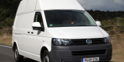 Фото Volkswagen T5 Transporter Van High Roof 2009