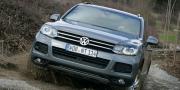Фото Volkswagen Touareg V6 TDI Terrain Tech Paket 2010