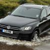 Фото Volkswagen Touareg V6 TDI UK 2010