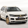 Фото Volkswagen Touareg V8 TDi Gold Edition Concept 2011
