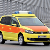 Фото Volkswagen Touran Notarzt 2010