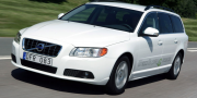 Фото Volvo V70 DRIVe Efficiency 2009