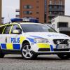 Фото Volvo V70 Police Car 2007