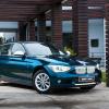 Тест-драйв BMW 1-серии — «Единица» с плюсом