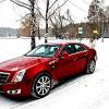 Тест-драйв Cadillac CTS — гудбай, Америка