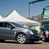 Снуём на первом в России кроссовере Cadillac SRX