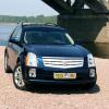 Тест-драйв Cadillac SRX: свой и чужой