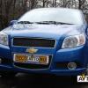 Тест-драйв Chevrolet Aveo — приятные добавки