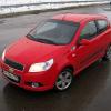 Тест-драйв Chevrolet Aveo 3D: не роскошь, а средство передвижения