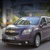 Представлен серийный компактвэн Chevrolet Orlando