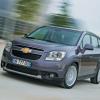 Chevrolet Orlando — Орландо мэджик
