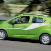 Chevrolet Spark — везунчик
