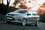 Ford grand C-Max — пять дюймов
