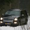 Тест-драйв Ford Explorer — золотая середина