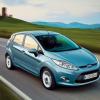 Ford Fiesta — вторая мировая