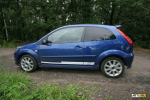 Тест-драйв Ford Fiesta ST — спортивная малышка