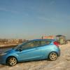 Тест-драйв новой Ford Fiesta 3d — агрессивный суслик
