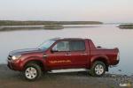 Тест-драйв Ford Ranger — полезная нагрузка