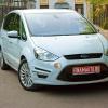 Тест-драйв Ford S-Max — жизнерадостный регги-мобиль