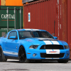 Фото Geiger Ford Mustang GT Shelby 2010