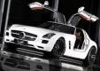 Фото INDEN Design Mercedes SLS AMG 2012