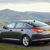 Фото Kia Optima EcoDynamics UK 2012