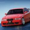 Фото Lumma Design BMW 3-Series CLR Bodykit E36