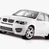 Фото Lumma Design BMW X5 X530 Diesel E70 2008