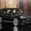 Фото Mansory Land Rover Range Rover Sport 2010