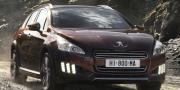 Фото Peugeot 508 RXH 2011