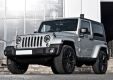 Фото Project Kahn Jeep Wrangler Silver 2011