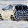 Шпионские фото электрокара Renault Zoe