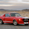 Фото Shelby Ford Mustang Fastback GT500CR 1967