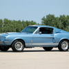 Фото Shelby Ford Mustang GT500 1967