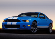 Фото Shelby Ford Mustang GT500 2009