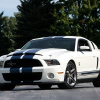 Фото Shelby Ford Mustang GT500 Patriot Edition 2009