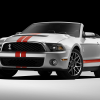 Фото Shelby Ford Mustang GT500 SVT Convertible 2010