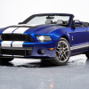 Фото Shelby Ford Mustang GT500 SVT Convertible 2012