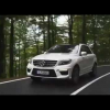 Тест-драйв Mercedes ML 63 AMG 2012