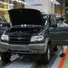 Производство автомобилей УАЗ выросло на 61%