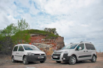 Citroen Berlingo vs VW Caddy Kombi — подровняем каблучки!
