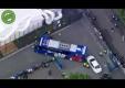 Водитель автобуса сборной Франции не умеет ездить