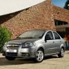 Chevrolet Aveo (Шевроле Авео) 2008