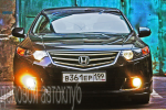 Тест-драйв Honda Accord Type S — агрессивная грация