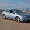 Тест-драйв Honda Accord — новые нотки