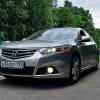 Тест-драйв Honda Accord — золотая середина