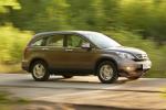 Honda CR-V — считаем по пальцам изменения в модели 2010 года