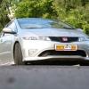Тест-драйв Honda Civic Type-R — адская смесь