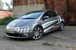 Тест-драйв Honda Civic 5D — гость из будущего