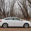 Тест-драйв Hyundai Sonata — Мисс Корея